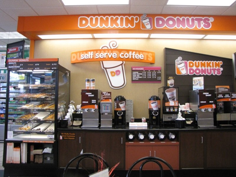 dunkin donuts franchising The dunkin donuts franchise story began in 1946 in the us as a company, named industrial luncheon services owned by mr william rosenberg, delivering meals and coffee to factory workers in boston, massachusetts in 1950, the name dunkin donuts became its official name because of the quality of products it has.