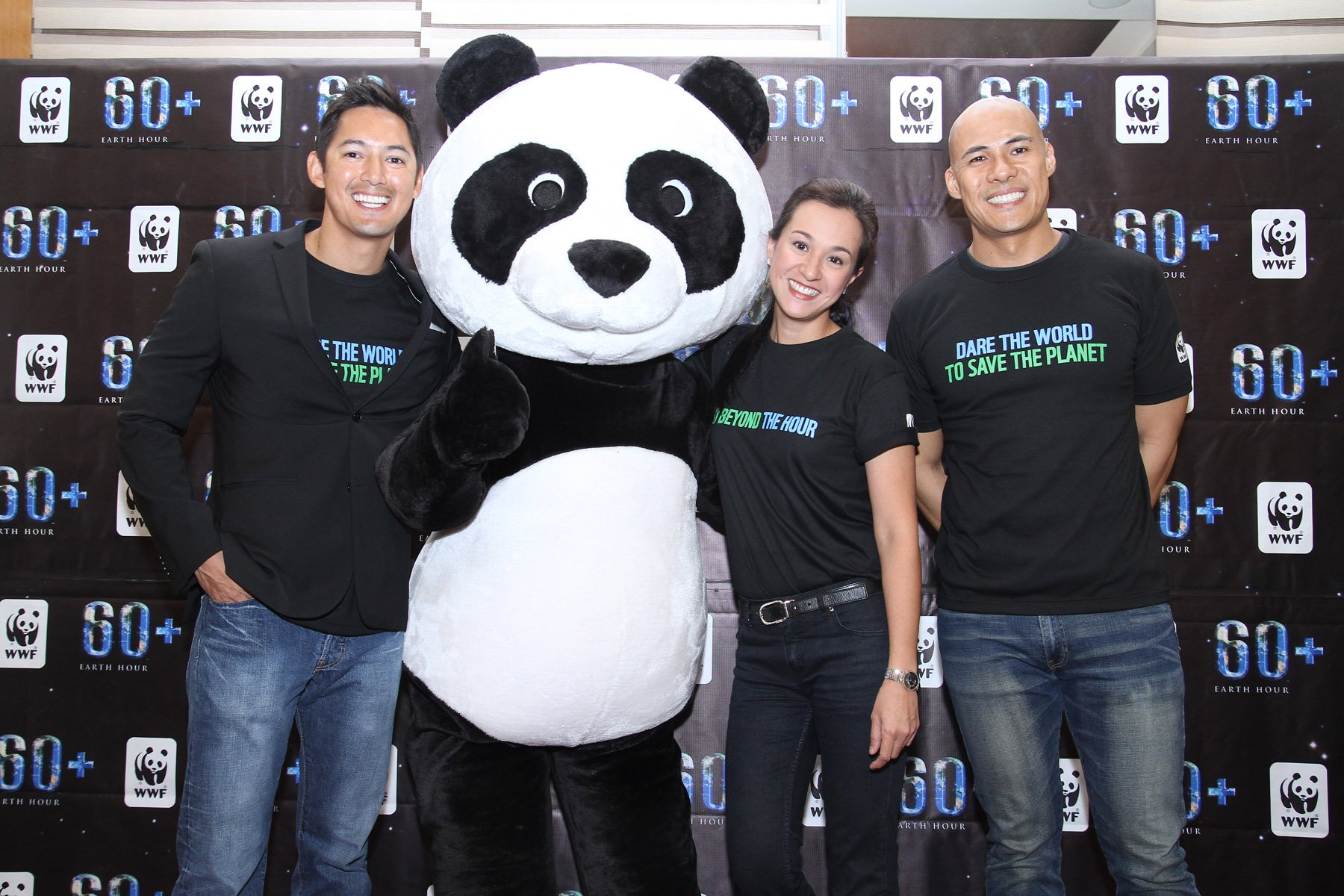 Earth Hour Launch by WWF-Philippines