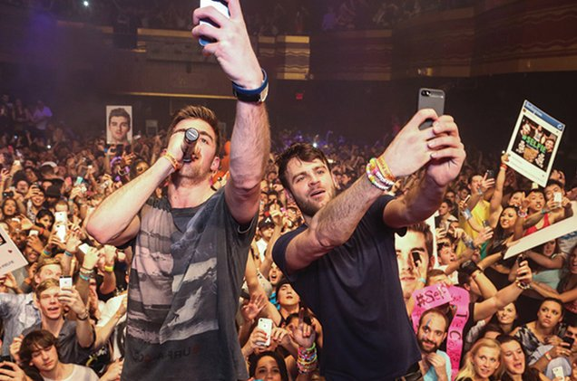 Chainsmokers Live in Manila 2016-3