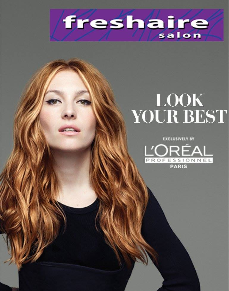 Freshaire Salons 20 Off Promo From July 1 To July 31
