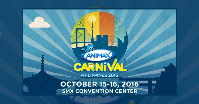 Anime Festivities at the ANIMAX Carnival