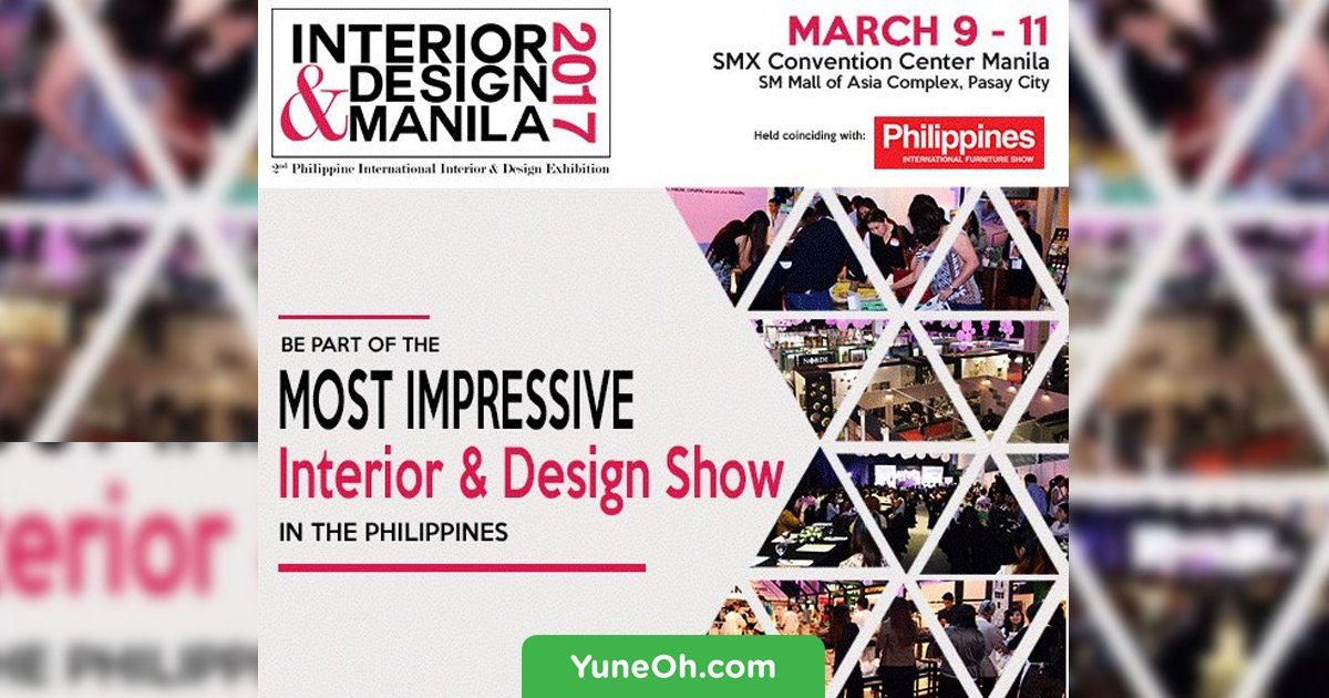 Superieur Interior U0026 Design Manila 2017 U2014 YuneOh Events