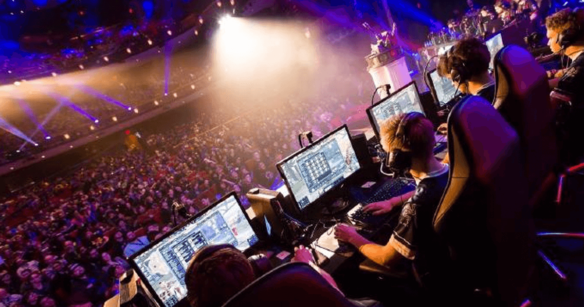 Electronic Sports and Gaming Summit - ESGS