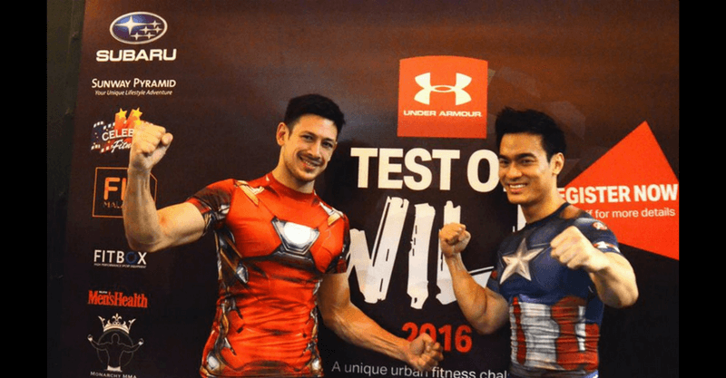 Under Armour Test of Will 2017