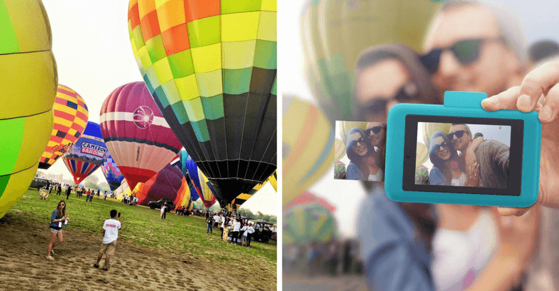 Lubao International Hot Air Balloon Festival Event Information