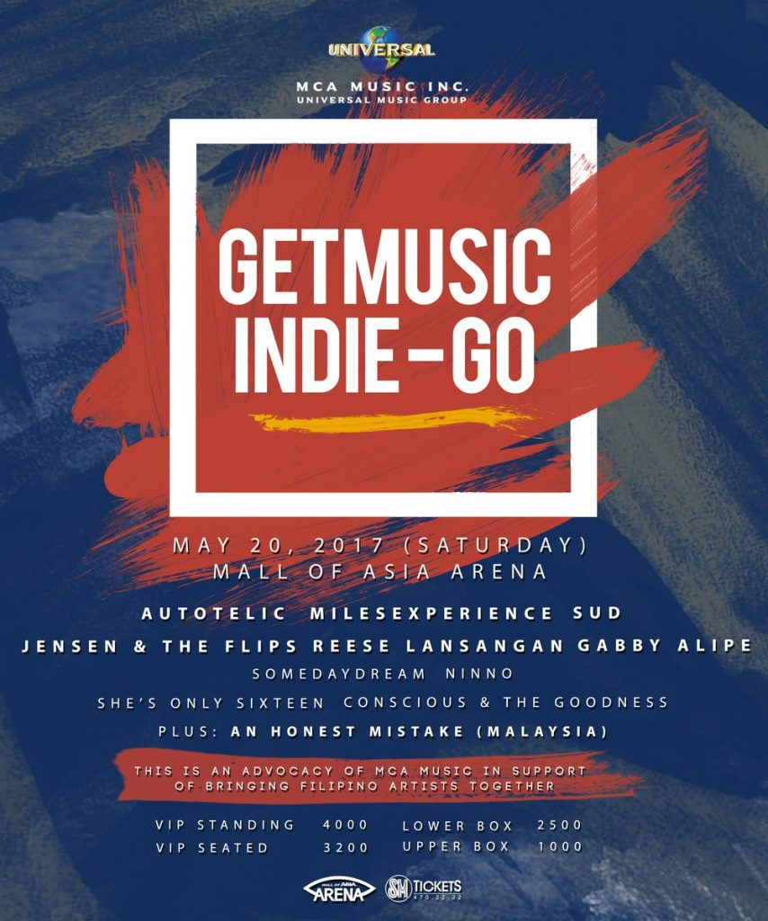GetMusic Indie-Go Music Festival 1