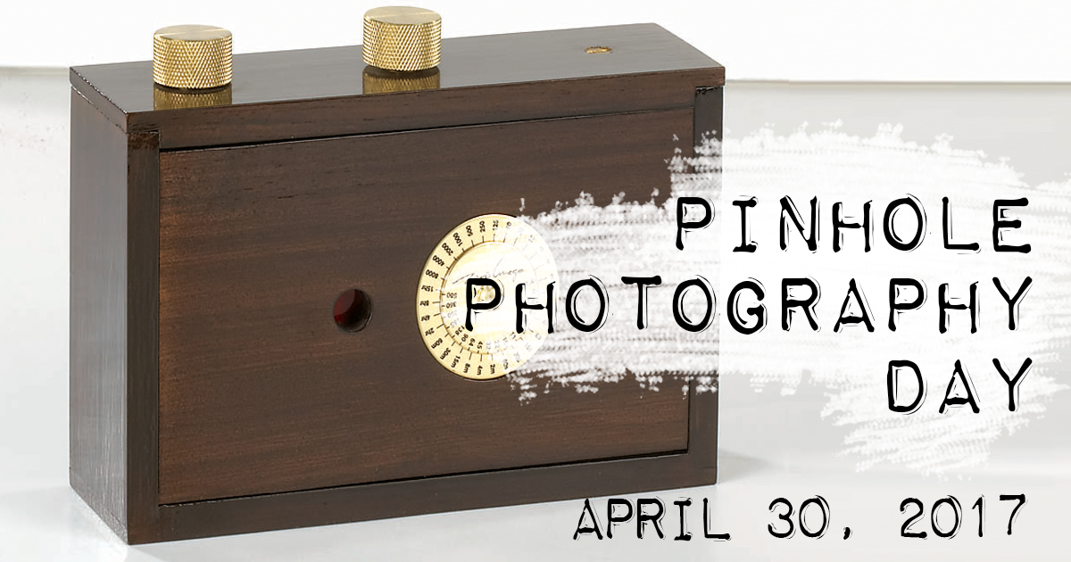 Pinhole Photography Day 2017 YuneOh Events