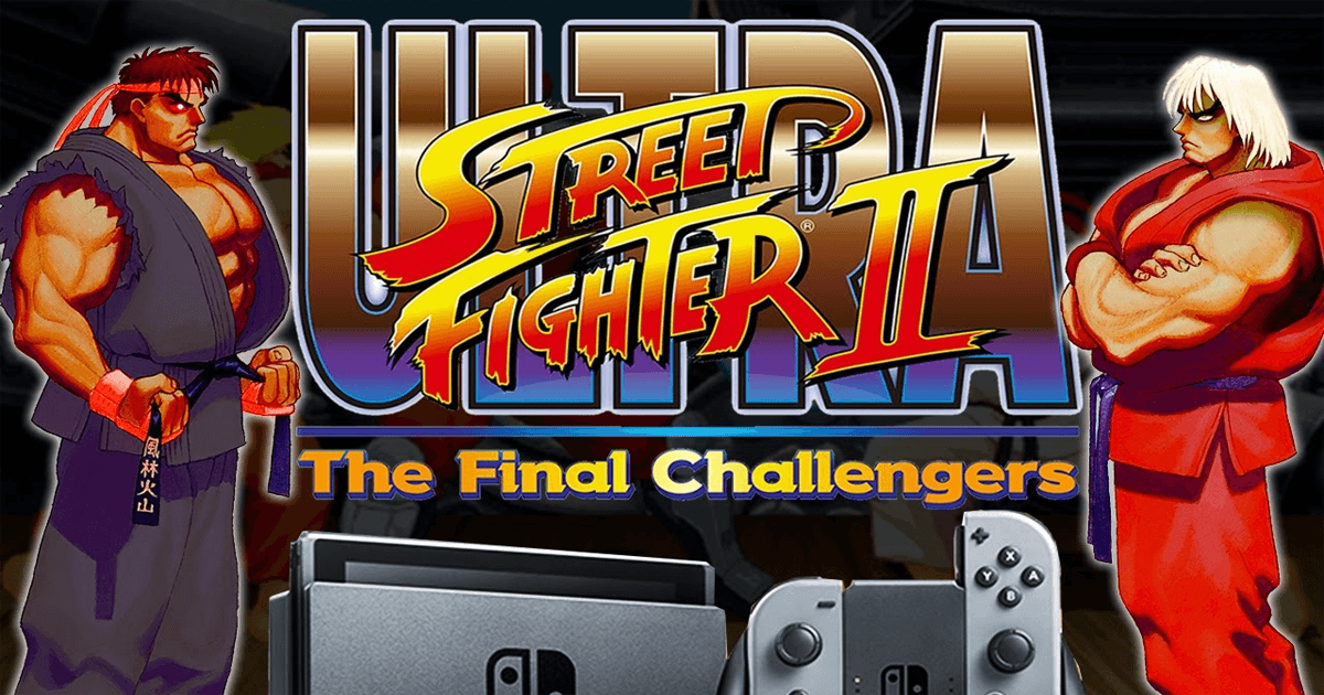 Ultra Street Fighter II -feature
