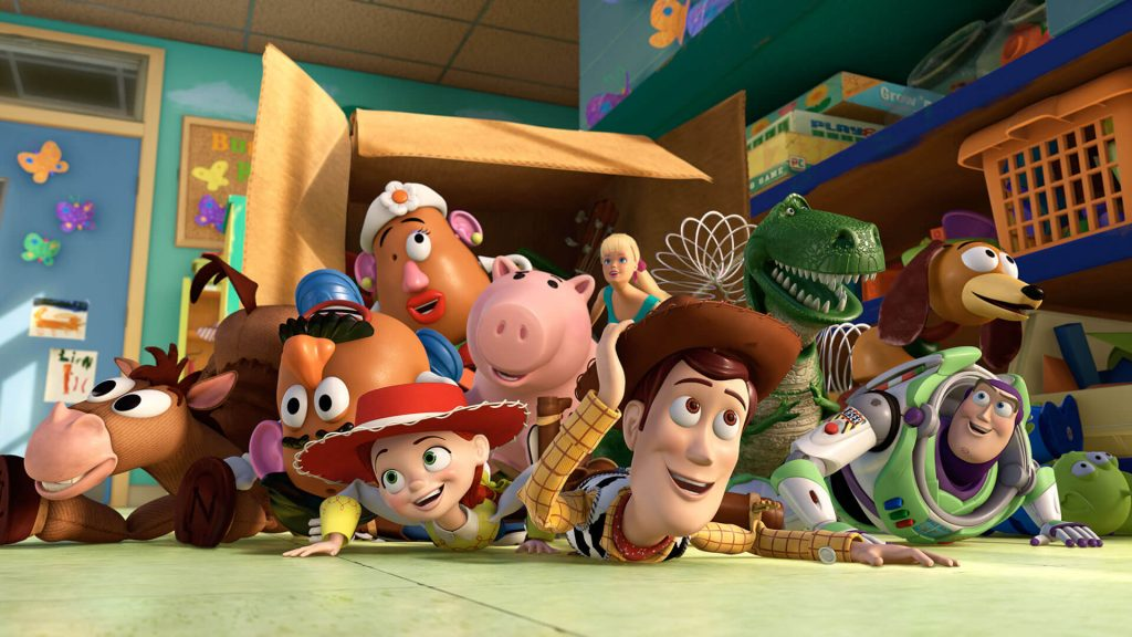 LSC-704-054 Toy Story 4 Movie Premier 3