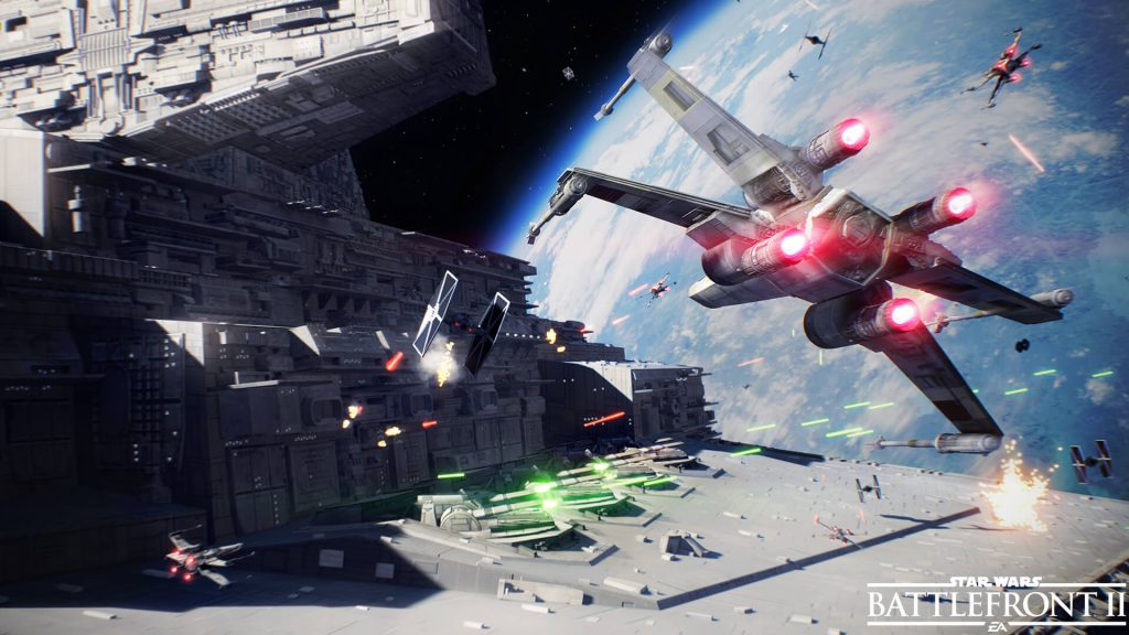 Star Wars Battlefront 2 Release 3