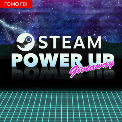 Steam Power Up Giveaway Online