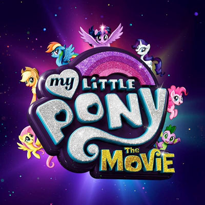 My Little Pony: The Movie Cinemas Nationwide