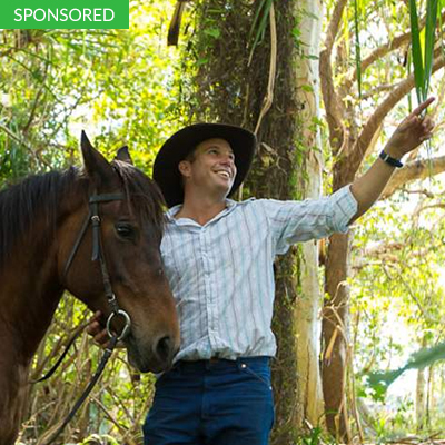 Experience Horse riding in the Great Outdoors of Cairns Cairns, Australia