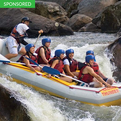 Experience the thrill in White Water Rafting in Cairns Cairns, Australia