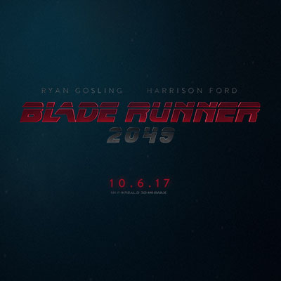Blade Runner 2049 Cinemas Worldwide