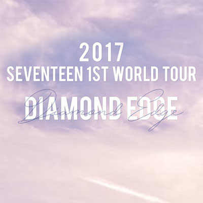 SEVENTEEN Diamond Edge Tour in Manila Mall of Asia Arena