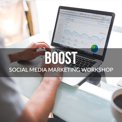 BOOST: Social Media Marketing Workshop The Workshop by OCD Services, Kamuning Quezon City (*To Be Confirmed)