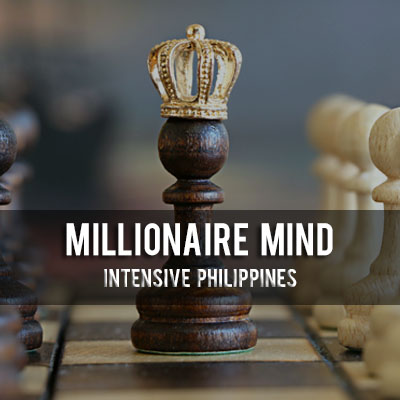 Millionaire Mind Intensive Philippines (MMIPH)- Sept 22-24. SMX Convention Center, Mall of Asia, Pasay City