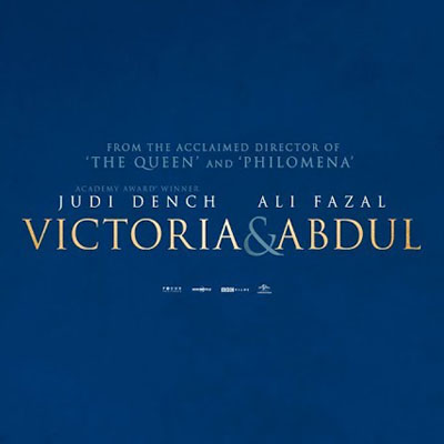 Victoria and Abdul Movie Cinemas Nationwide