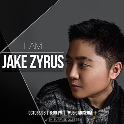 I Am Jake Zyrus Music Museum <br />