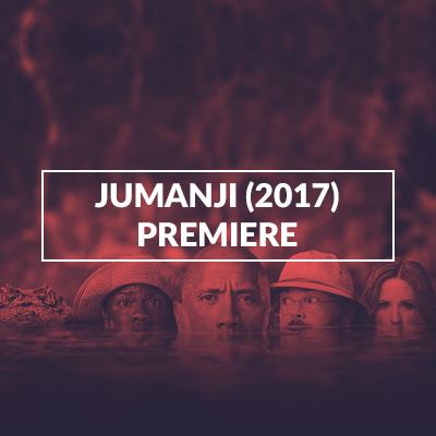 Jumanji: Welcome to the Jungle Premiere – YuneOh Events