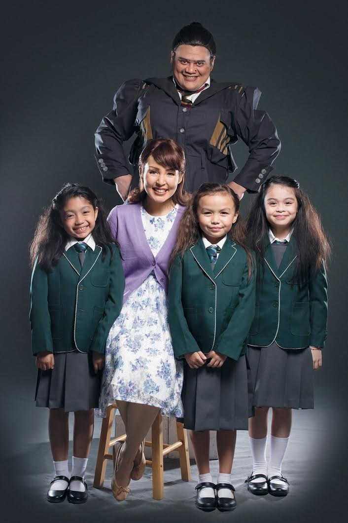 Meet the Cast of Matilda the Musical