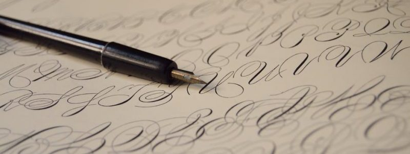 Copperplate Calligraphy – YuneOh Events