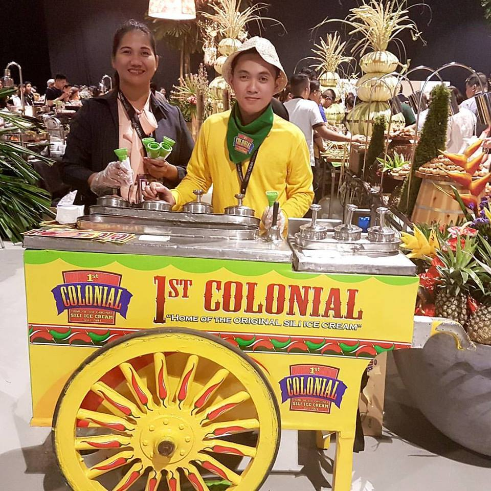 Bicol's pride, 1st Colonial joins last years MFM.