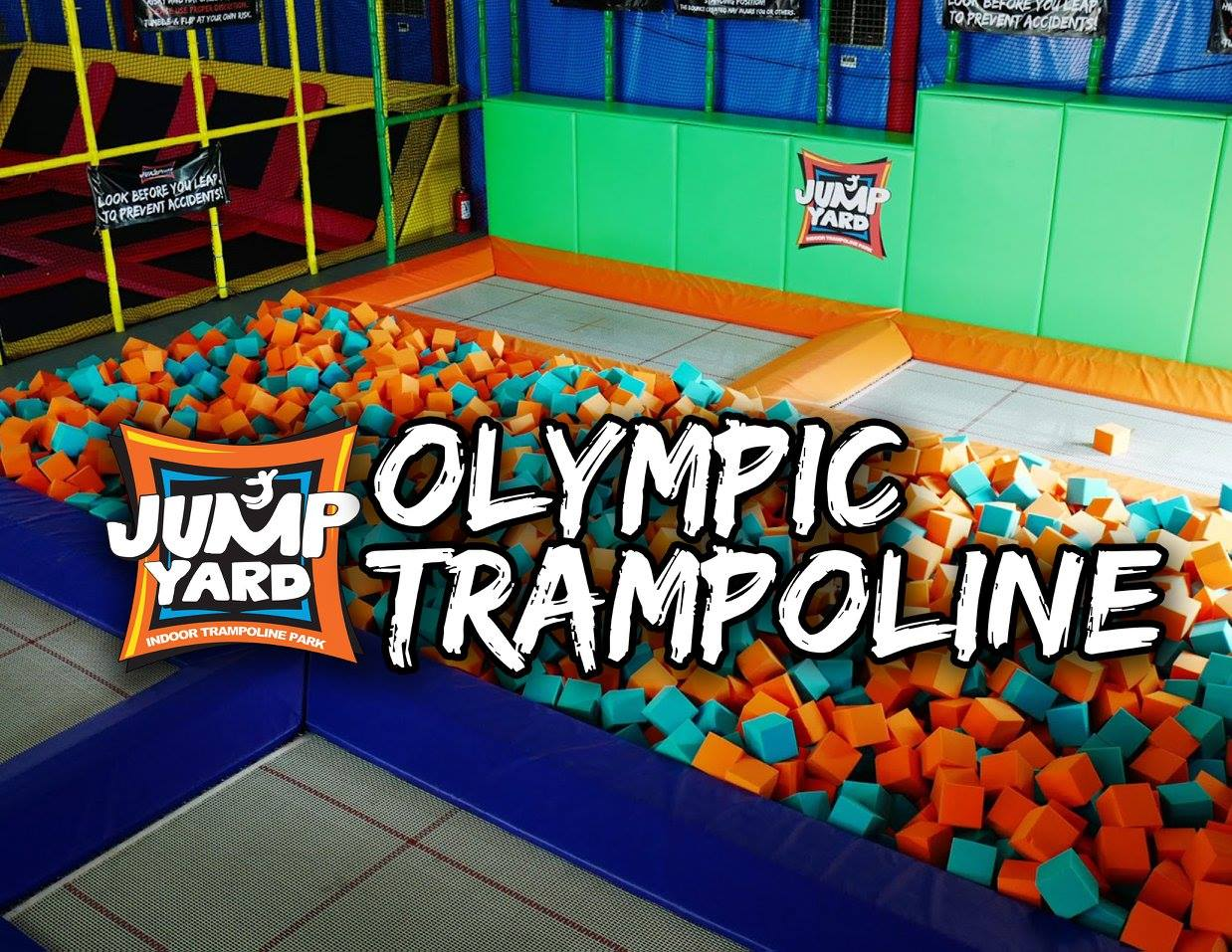 Try playing here at the Olympic Trampoline for an exhilarating experience.