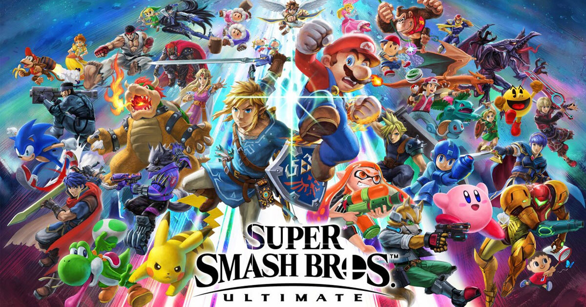 super smash bro ultimate